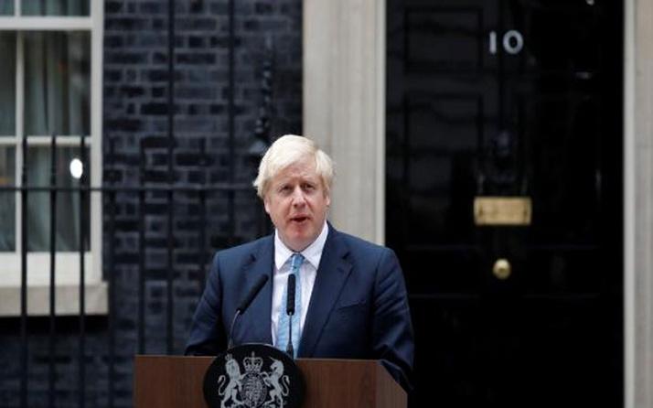 İngiltere Başbakanı Boris Johson'dan ABD Başkanı Trump'a kınama