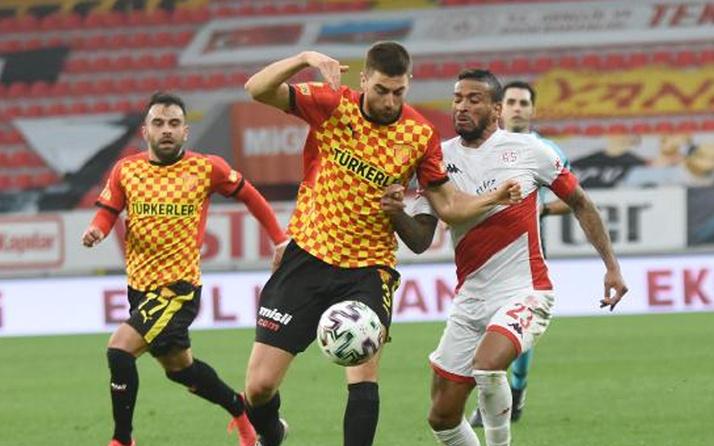 Antalyaspor konuk olduğu Göztepe karşısında 3 puan elde etti