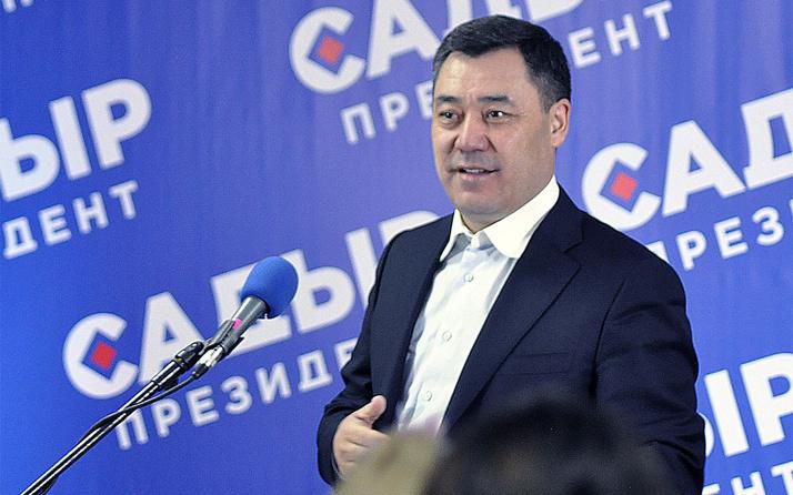 Kırgızistan seçimlerinin galibi belli oldu