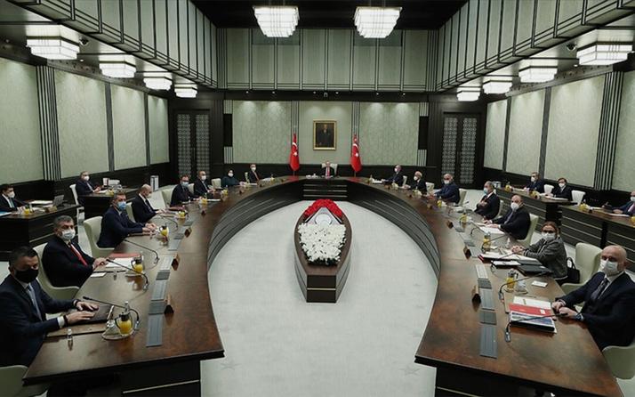 Yılın ilk Cumhurbaşkanlığı Kabinesi toplanıyor