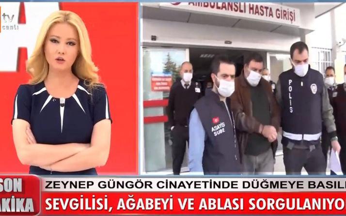 Müge Anlı'daki kan donduran cinayette, 3 farklı şehirde eş zamanlı operasyon