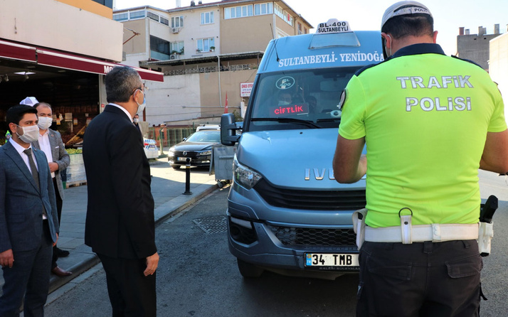 Sultanbeyli'de asayiş oranları ve suç oranları azaldı