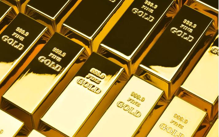 Rusya'nın rezervlerinde altının payı ilk defa doları geçti