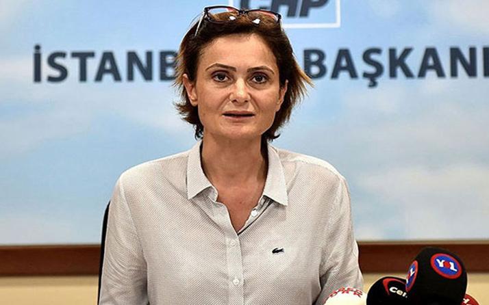 Son dakika CHP'li Canan Kaftancıoğlu hakkında zorla getirme kararı