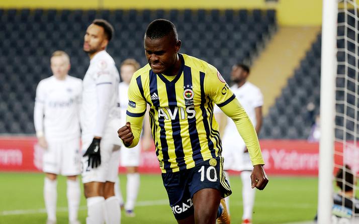 Fenerbahçe konuk ettiği Kasımpaşa'yı tek kurşunla eledi