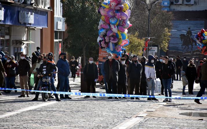 Edirne'de geniş güvenlik önlemi alındı! İnsanlar çay içerek izlediler