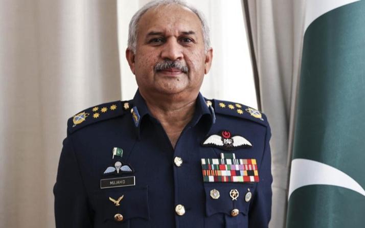 Pakistan Hava Kuvvetleri Komutanı: Türkiye ile ilişkilerimize dünya gıpta ediyor