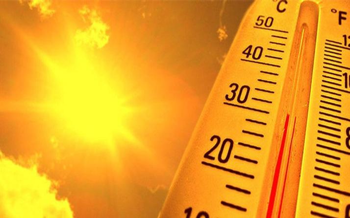 50 derecenin üzerine çıkan sıcaklık gün sayısı iki katına fırladı!