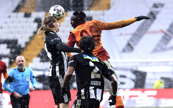 Beşiktaş Galatasaray maçı golleri ve geniş özeti