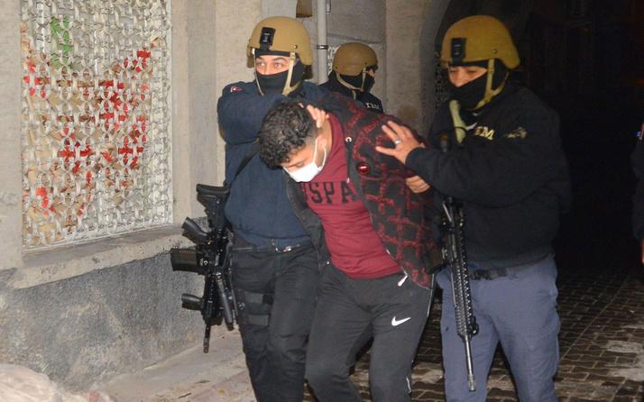 DEAŞ'ın uçaksavar kullanan Irak uyruklu teröristi Adana'da tutuklandı