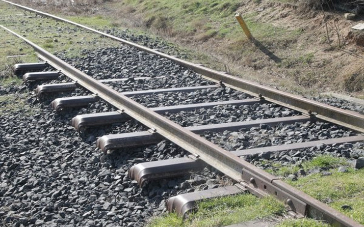 Kayseri'de korkunç olay! Tren raylarında erkek cesedi bulundu