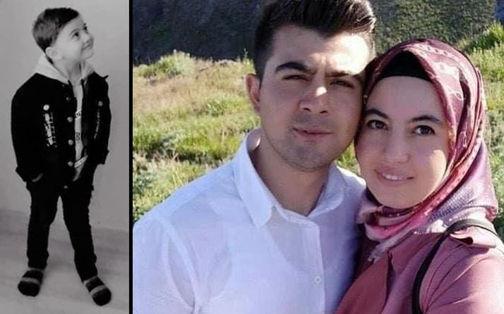 Erzurum'da feci kazada anne baba ve çocuk öldü! Meğer aile...