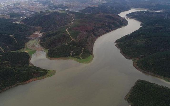 İstanbul'un barajları yüzde 31 seviyesine yaklaştı! İşte barajların doluluk oranları