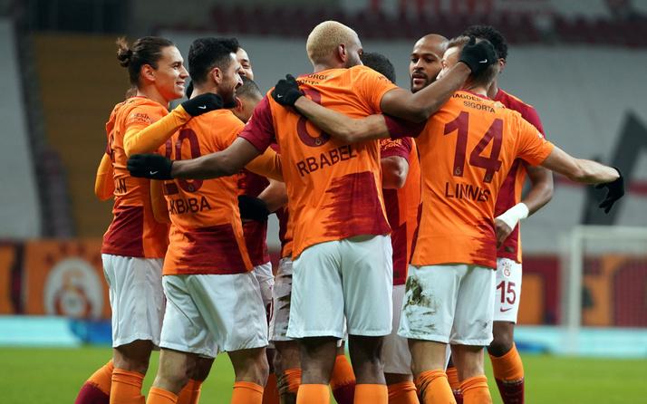 Galatasaray Denizlispor maçı golleri ve geniş özeti