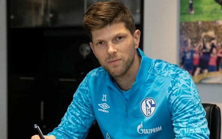 37'lik Klaas-Jan Huntelaar yeniden Schalke'de