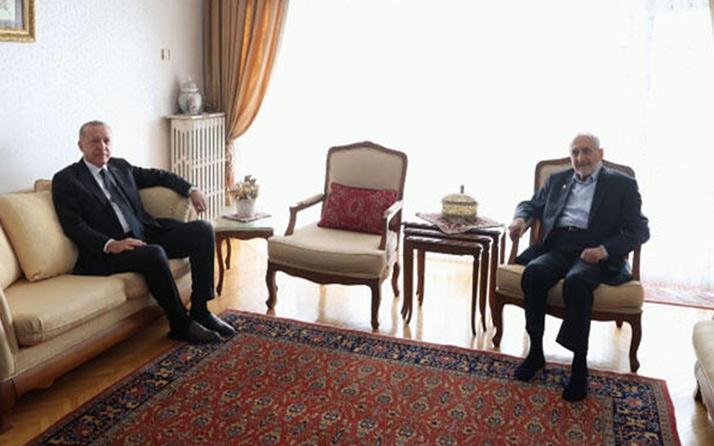 Cumhurbaşkanı Erdoğan, Saadet Partisi konusunda ısrarlı! Erdoğan, Recai Kutan'a gidiyor