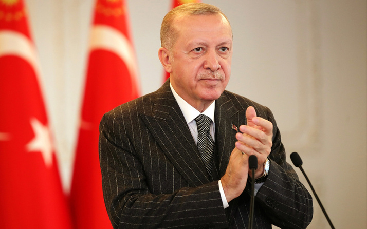 Erdoğan'dan Libya Konsey Başkanı ve Başbakanı'na tebrik