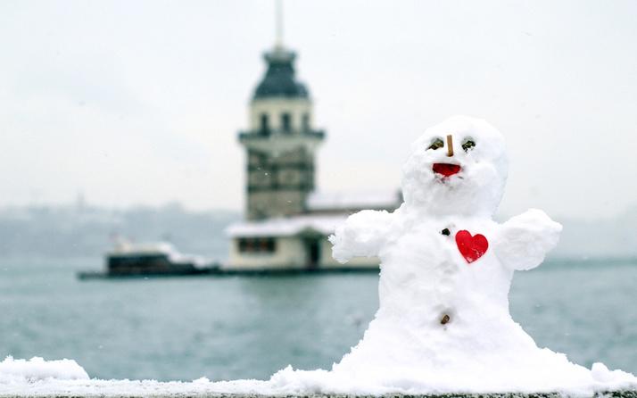 İstanbul kar alarmına geçti! Ankara, Bursa, Konya, Balıkesir, Antalya listede