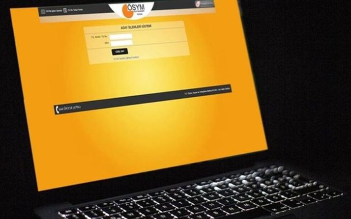 EKPSS 2021 yerleştirme sonuçları açıklandı ÖSYM duyurdu