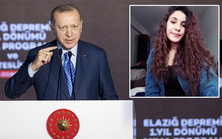 Cumhurbaşkanı Erdoğan, Gülistan Doku'nun ailesiyle görüştü