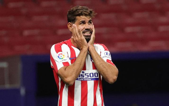 Hulk olmadı Beşiktaş, Diego Costa'nın peşine düştü
