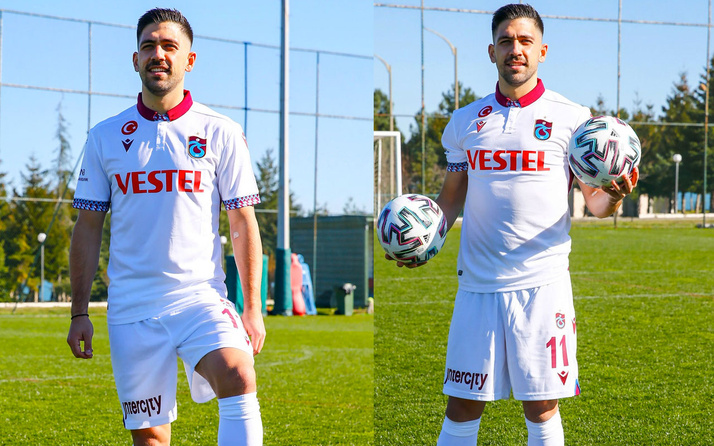 Trabzonspor, Bakasetas transferini resmen açıkladı