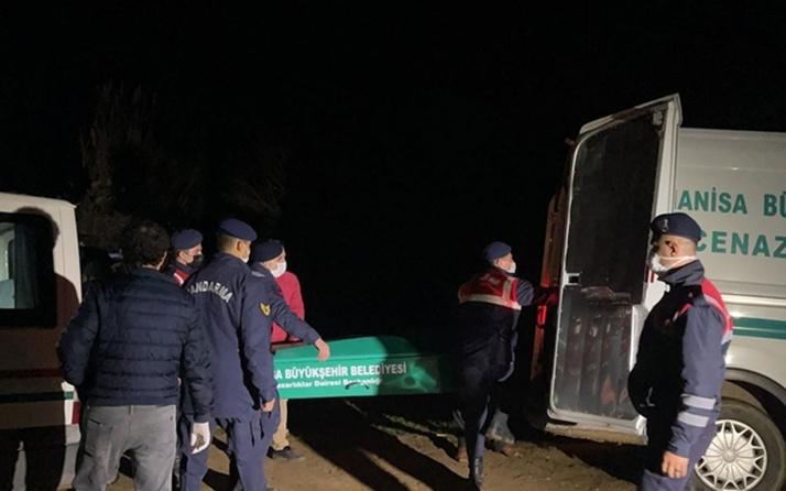 Manisa'da korkunç infaz! 4 ceset bulundu