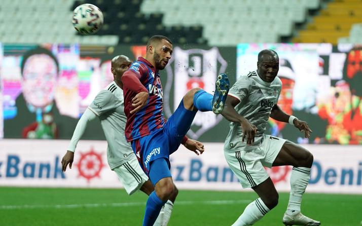 Beşiktaş Trabzonspor maçı golleri ve geniş özeti