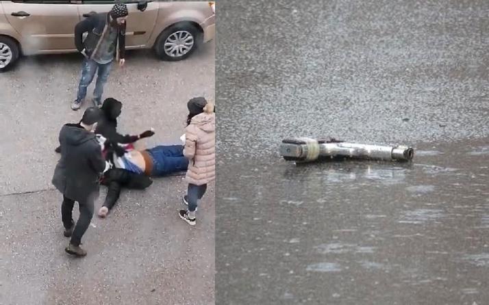 Bursa'da dehşet! Husumetlisini ve bir kadını vurduktan sonra intihar etti