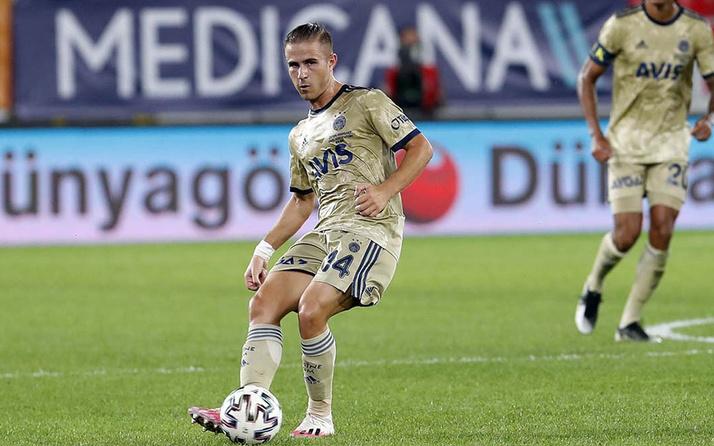 Fenerbahçe'ye kötü haber! Dimitris Pelkas 2 hafta sahalardan uzak kalacak