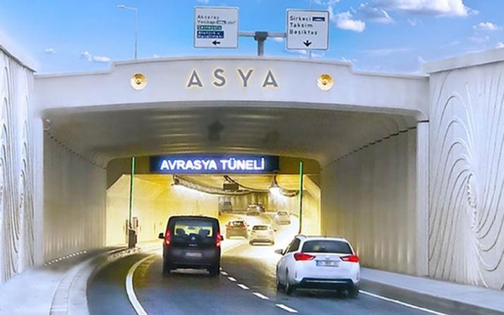 İstanbul'da Avrasya Tüneli geçiş ücretine yüzde 26 zam yapıldı! İşte yeni tarife