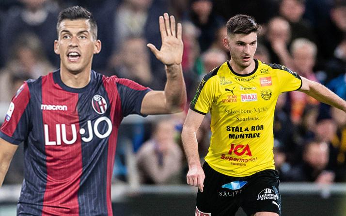 Kayserispor'dan çifte transfer: Nehuén Paz ve Besard Sabovic imzaladı