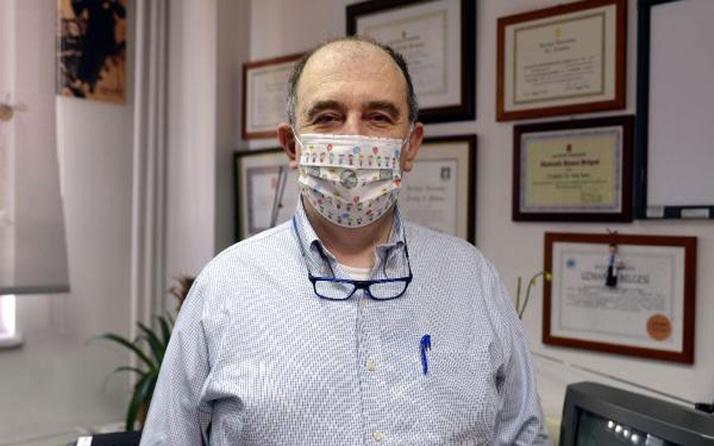 Bilim Kurulu üyesi Ateş Kara'dan mutasyonlu virüste çift maske uyarısı