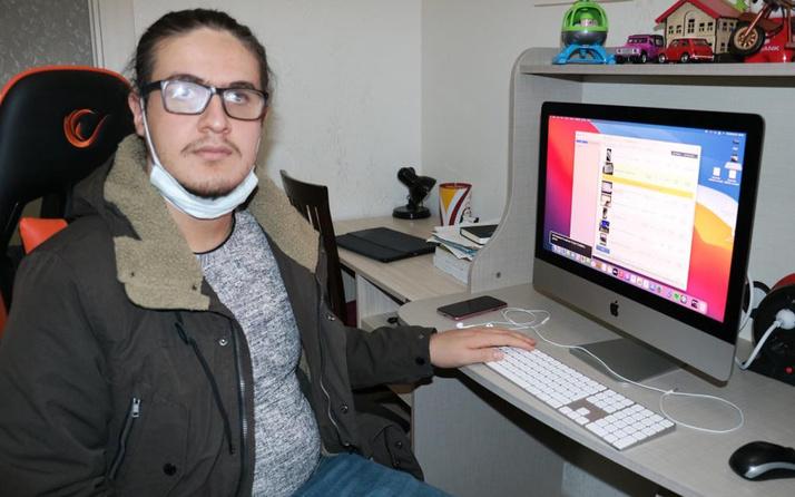 Kahramanmaraş'ta 'kargo dağıtıma çıkacak' yalanıyla hayatının şokunu yaşadı
