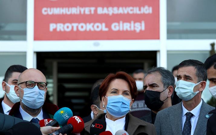 Meral Akşener'den Boğaziçi Üniversitesi çıkışı: 'Terörist diyemezsin kardeşim'