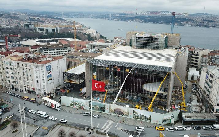 AKM ne zaman açılacak? Beyoğlu Belediye Başkanı Haydar Ali Yıldız açıklama