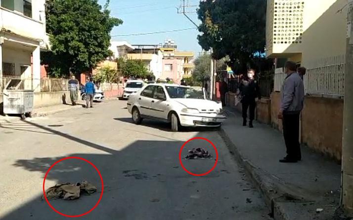 Mersin'de kalp krizi geçirip kaza yaptı! Geriye yakan yakan görüntü kaldı