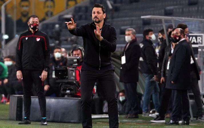Erol Bulut: Fenerbahçe'ye karşı çizgiler daha farklı çekiliyor