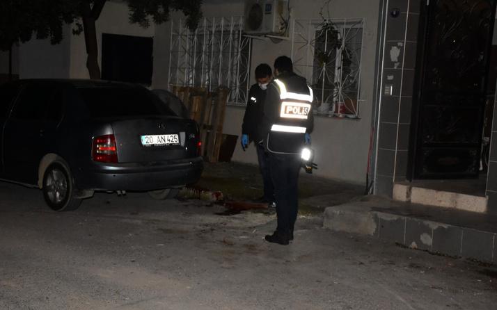 İzmir'de tartışma sopalı bıçaklı kavgaya dönüştü! Kardeş kanı aktı