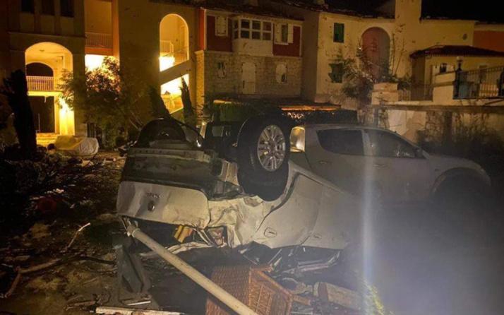 İzmir'i bu kez de dolu ve fırtına vurdu! Onlarca yaralı var
