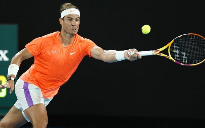 Nadal'a maç sırasında hakaret! Herkes şaştı kaldı