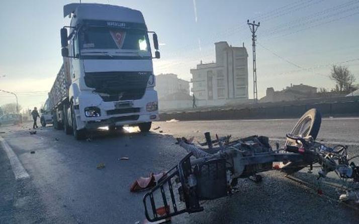 Konya'dan üzüntüye boğan haber! İşe başlayacağı gün motosikleti ile geçirdiği kazada öldü