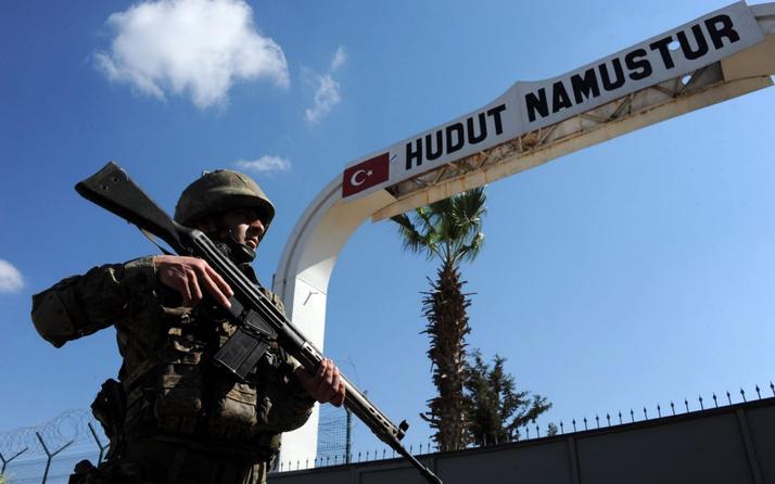 Mavi bültenle aranan 3 DEAŞ'lı terörist yakalandı