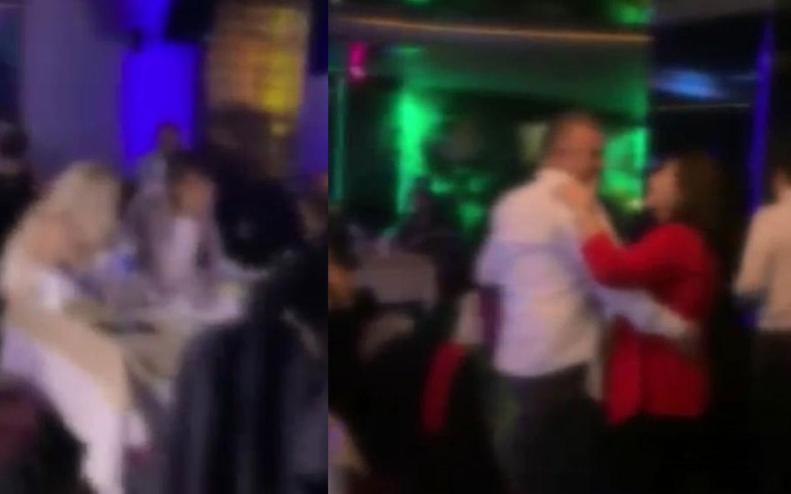 Ataşehir'de Sevgililer Günü'nde otelde eğlenenlere baskın! Ceza yağdı