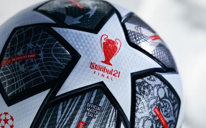 Final İstanbul 2021 maç topu tanıtıldı