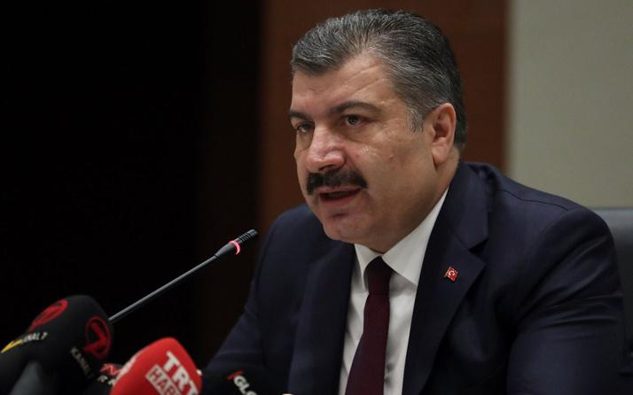 Sağlık Bakanı Fahrettin Koca: Bugün 500 binden fazla aşı yapıyoruz