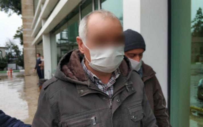 FETÖ'den 6 yıl hapis cezası bulunan şahıs Samsun'da yakalandı