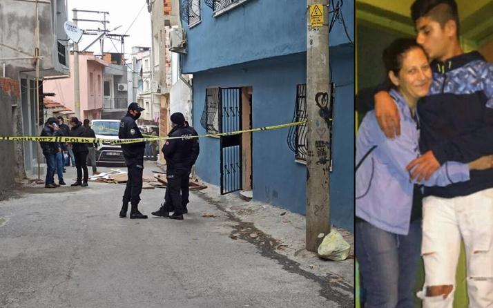 İzmir'de korkunç ölüm! Evde boğazı kesilmiş halde bulundu
