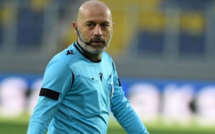 UEFA'dan Cüneyt Çakır ve Ali Palabıyık'a Avrupa Ligi görevi