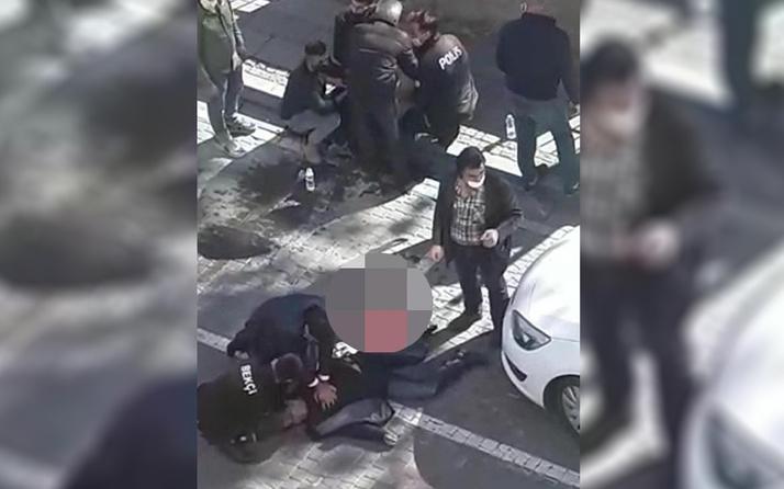 Nevşehir'de kan gölüne dönen sokak! Eski patronunu öldürdü oğlunu yaraladı